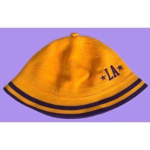 Nike L.A. Lakers knit bucket hat